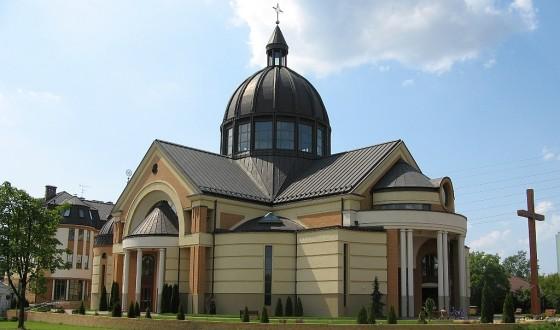 Parafia barnabitow w Wilanowie