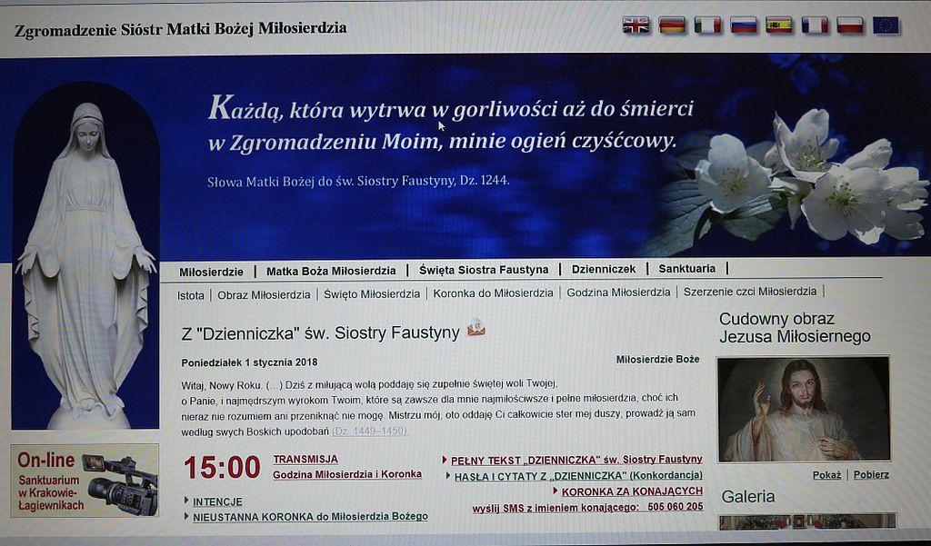 Archivo De Noticias Divina Misericordia Santa Faustina